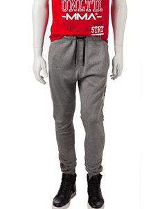 Ecko Grey Marled Soft Pants