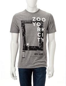 Zoo York Grey Tees & Tanks