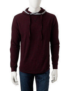 Point Zero Red Pull-overs