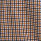 White / Orange