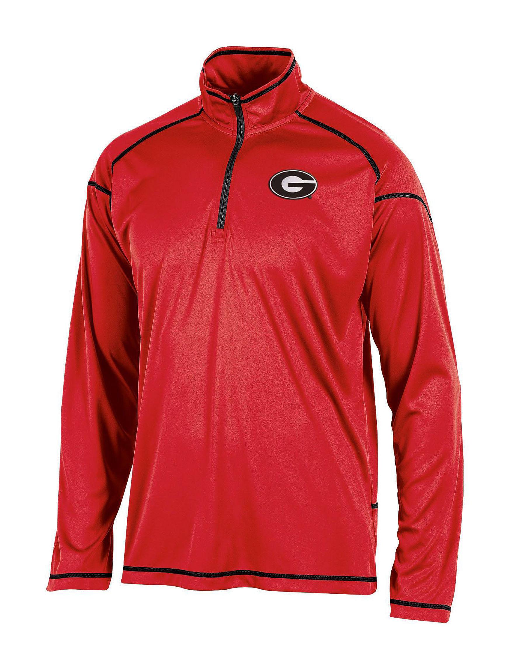 NCAA Red Sweaters