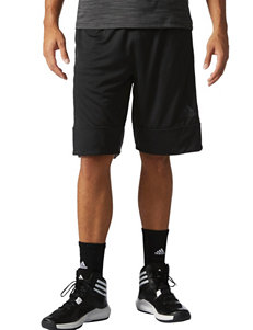 adidas Proven Basketball Black Shorts