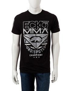 Ecko Black Tees & Tanks