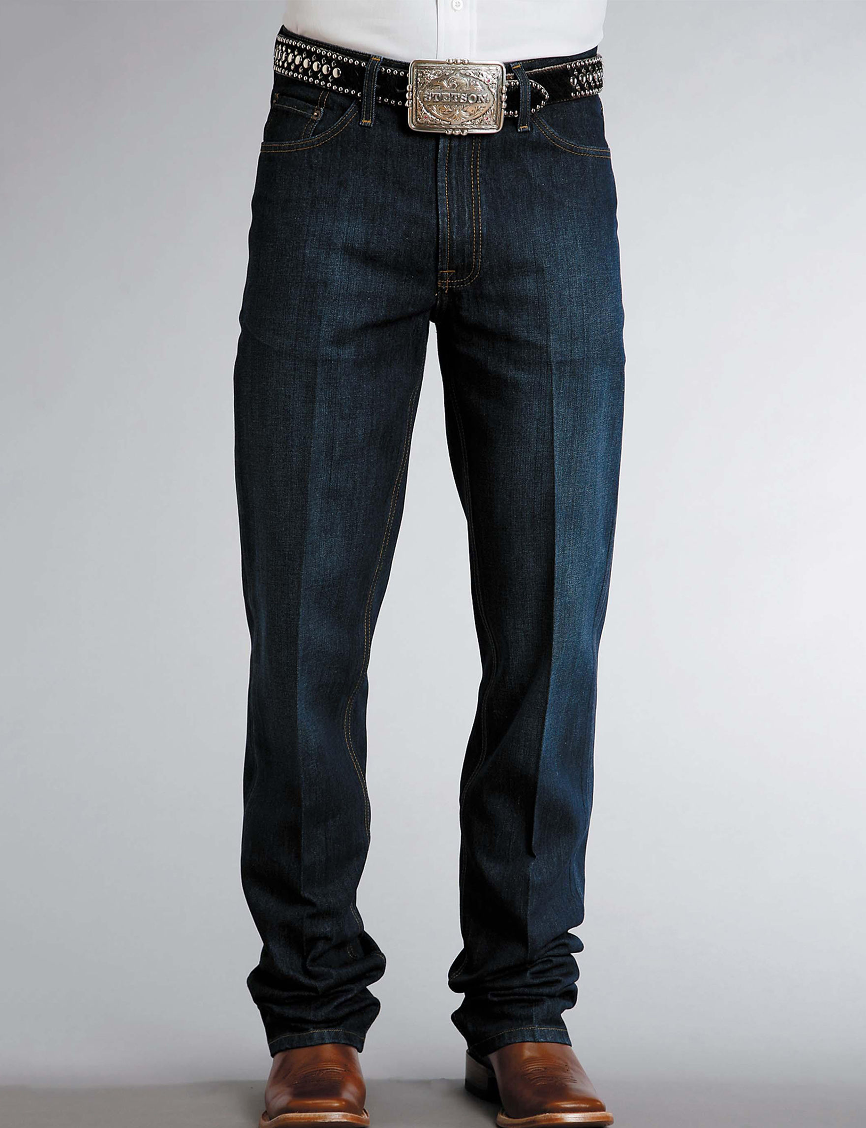 Stetson Blue Straight
