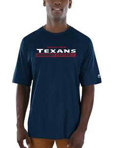 NFL Navy Tees & Tanks NFL