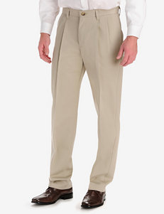 Lee Khaki Relaxed Straight