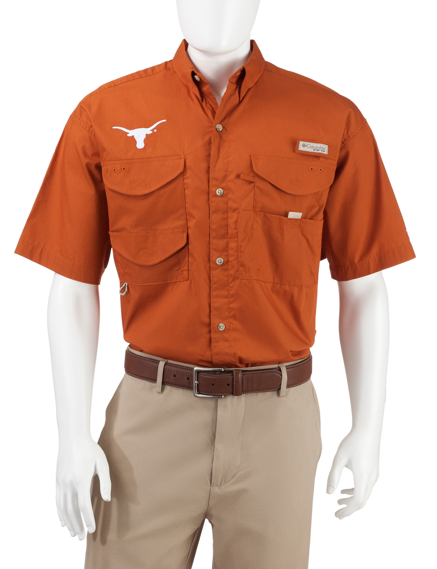 Columbia Burnt Orange NCAA