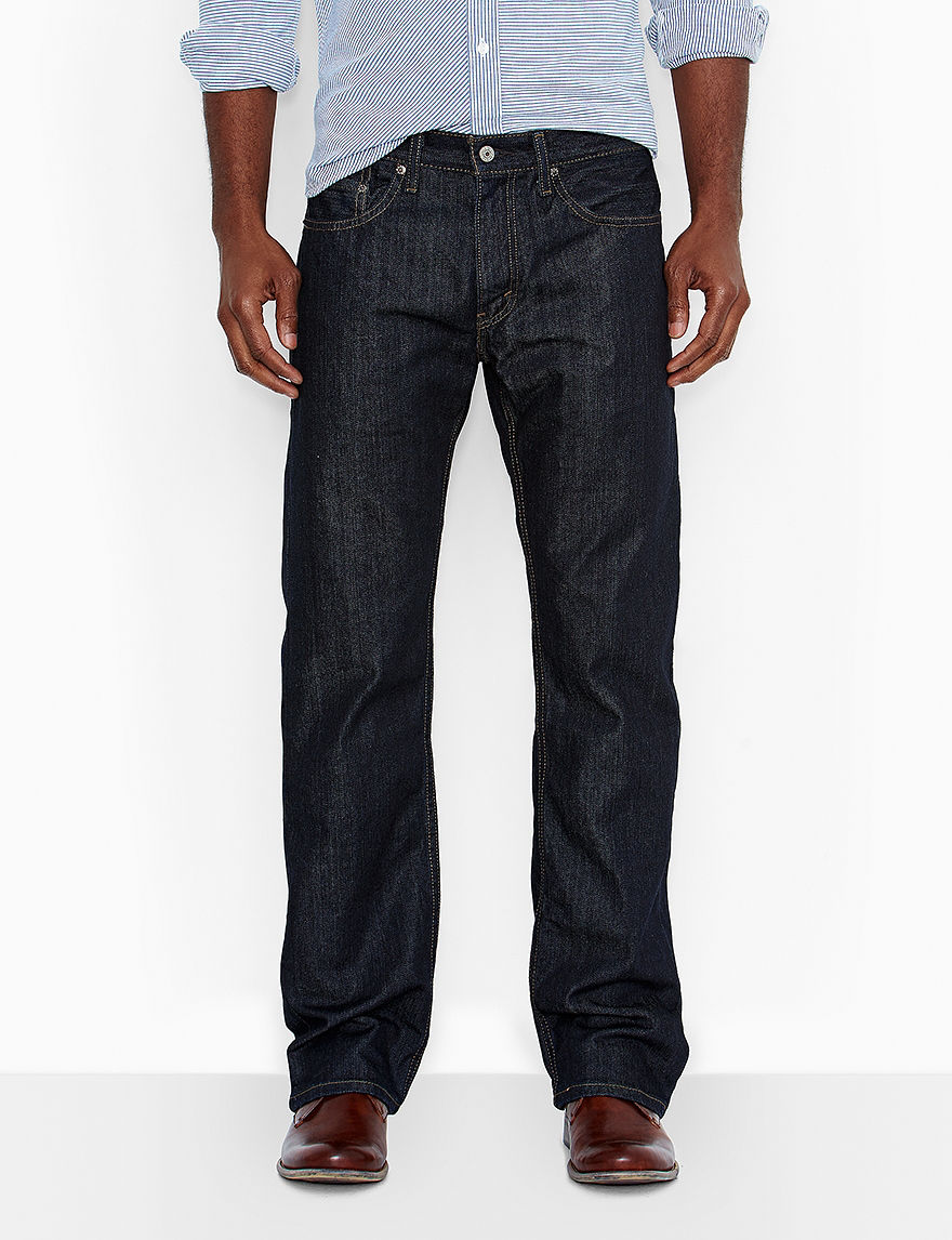 Levi's Tumbled Rigid Relaxed Straight