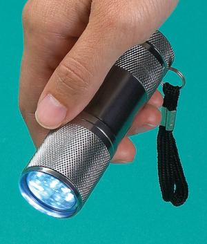9-LED Flashlight