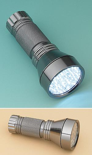 Bell+Howell® 32-LED Flashlight
