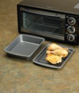 Toaster Oven Bakeware - 3-Pc. Set