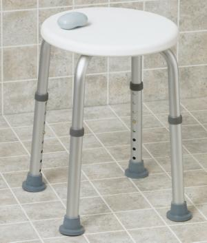 Carex Compact Shower Stool