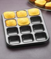 Square Muffin Pan