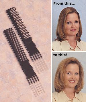 Volumizer Comb - Set of 2