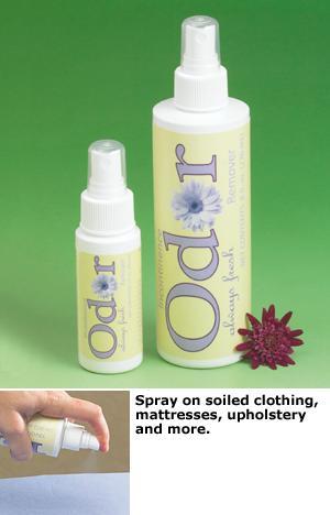 Incontinence Odor Remover - 8-oz. Bottle
