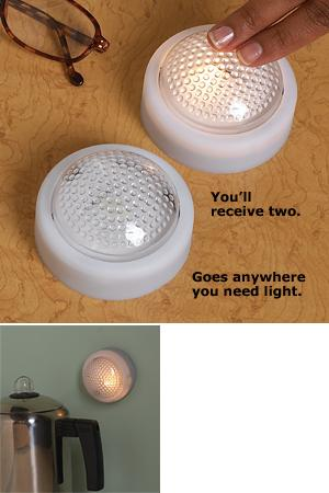 Touch Lights - Set of 2