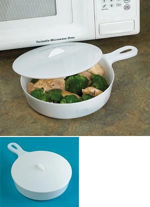Microwave Skillet