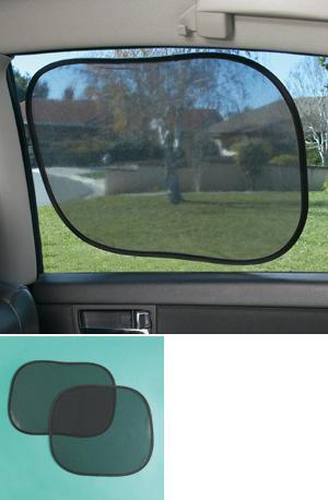 Car Window Shades - Set of 2