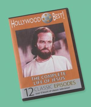 The Complete Life of Jesus DVD