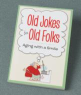 Old Jokes for Old Folks Book