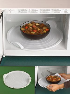 Microwave Plate Holder