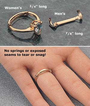 Jeweler's Ring Guard