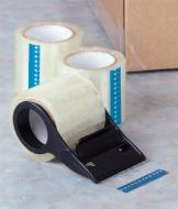 Clear Sealing Tape - 3 Rolls and Dispenser