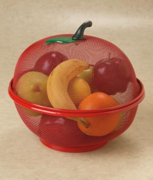 Bugs Away Fruit Basket