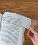 3X Bookmark Magnifier
