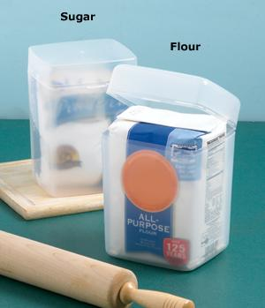 Flour/Sugar Container   Each