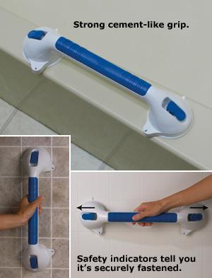 Ultra Grip Grab Bar