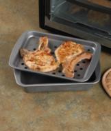 Fat-A-Way Bake and Broil Pan Set