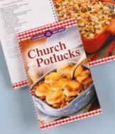 Church Potluck Recipe Book