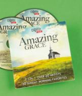 Amazing Grace Hymns and Spirituals - 2-CD Set