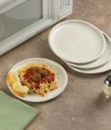 Microwave Plates - Set of 4