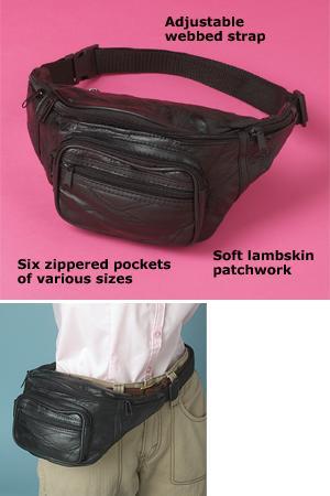 Lambskin Waist Bag