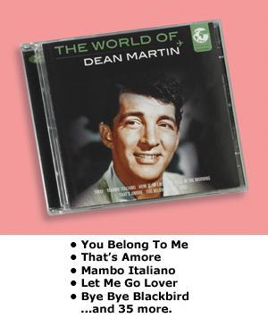 Dean Martin - 2-CD Set