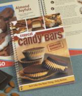 Copycat Candy Bars Recipe Book