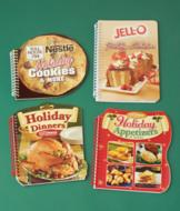 Holiday Cookbook Collection - All 4