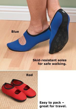 Nufoot Indoor Shoes