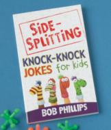 Side-Splitting Knock-Knock Jokes for Kids - Bob Phillips