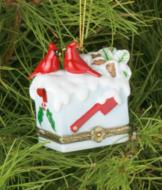 Mailbox Keepsake Ornament