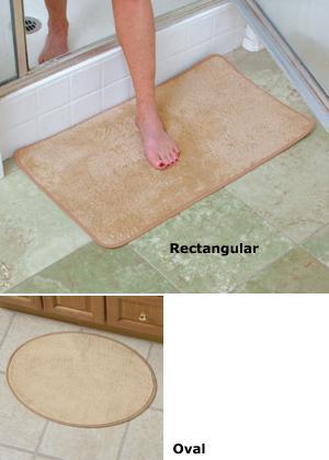Microfiber Bath Mat Each Bath Accessories All Around