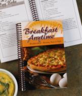Breakfast Anytime Cookbook