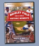 Wrigley Field 1914-2014: Historic Moments DVD