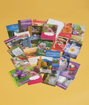 Scripture Greeting Cards - Set of 48
