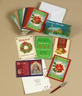 Religious Christmas Cards - Set of 36