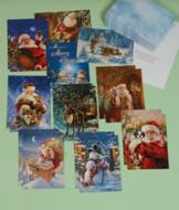Fine Art Christmas Cards - Set of 20