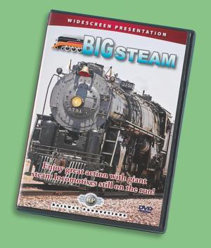 Big Steam DVD