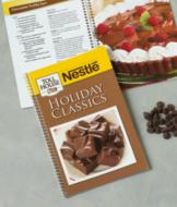 Nestle Holiday Classics Cookbook
